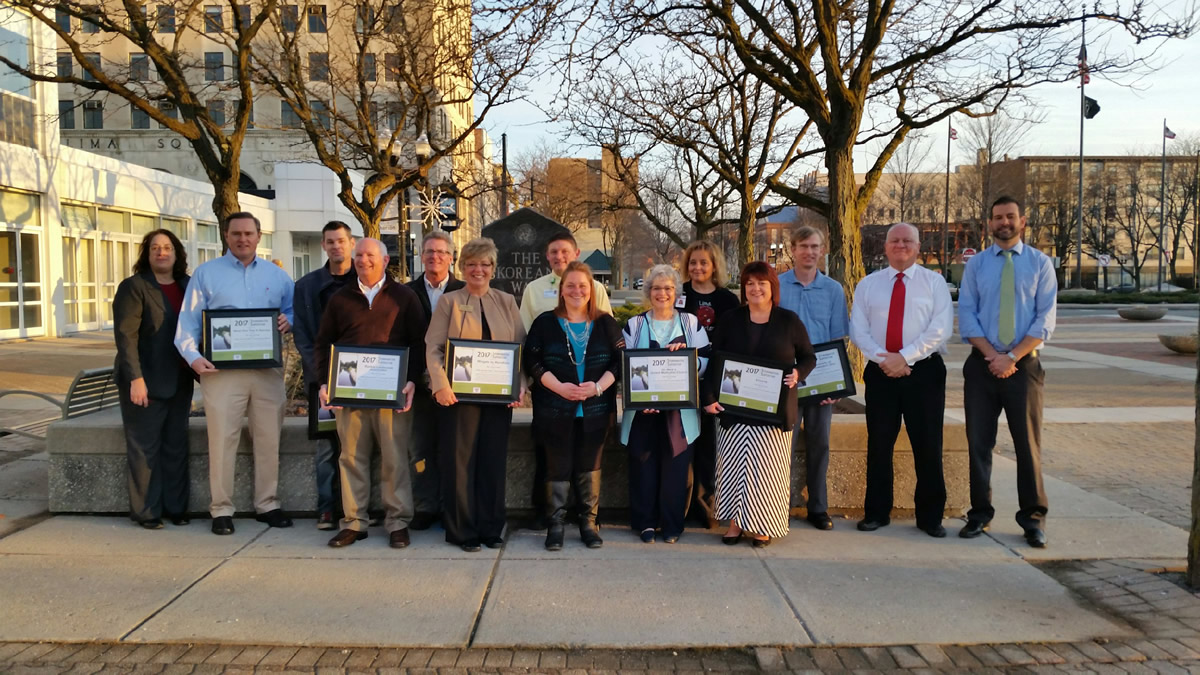 2017 Stormwater Superstar Winners