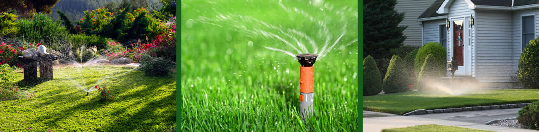 lawn & Landscape irrigation systems
